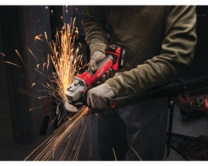 ANGLE GRINDER 18V 115MM NAKED  HD18AG-0  MILWAUKEE NO BATTERY