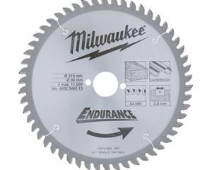 CIRCULAR SAW BLADE 216MM 48T  4932352840 MILWAUKEE