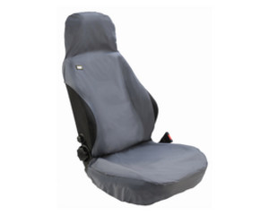 AIRBAG COMPATIBLE BLACK SEAT COVER ABCBLK-211