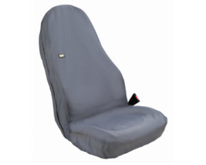 WINGED UNIVERSAL FRONT SEAT COVER GREY                                WUFGRY/224