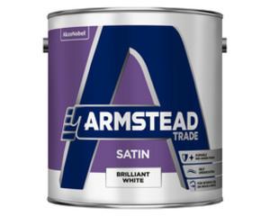 ARMSTEAD SATIN FINISH B/W           2.5L