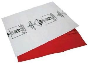ASBESTOS REMOVAL BAGS WHITE (OUTER)