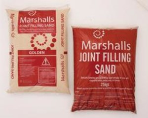 KILN DRIED PAVIOR JOINTING SAND POLY BAG