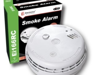AICO OPTICAL SMOKE ALARM EI166RC