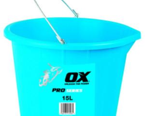 BUCKET OX PRO BLUE INVINCIBLE 15L P110515