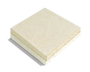 THERMAL BOARD 2400 X 1200 X 40MM BONDED TO EXPANDED POLYSTYRENE