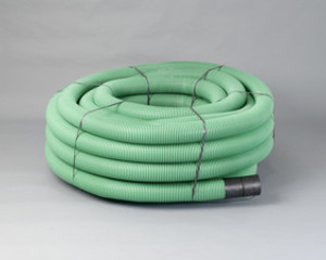 94/110MM X 50M COIL DUCT GREEN CCTV      TWINWALL                           29171