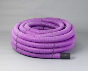94/110MM X 50M COIL DUCT PURPLE MWC      TWINWALL                           29280
