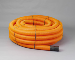 110/94MM X 50M COIL ORANGE STREET LIGHT  TWDU INCL COUPLER                  29089