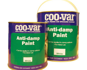 COOVAR ANTI DAMP PAINT 2.5L