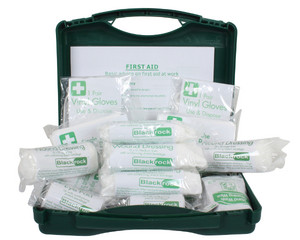 FIRST AID KIT (10 PERSONS)