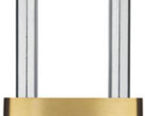 ABUS PADLOCK COMBI BRASS   180IB/50HB63C