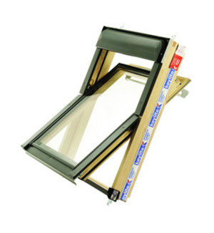 KEYLITE ROOF WINDOW WHITE        WFCP04T