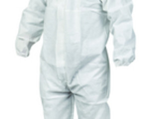 COVERALL DISPOSABLE (ASBESTOS)