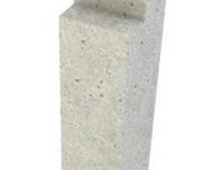 CONCRETE DEKPOST 400MM DP45010