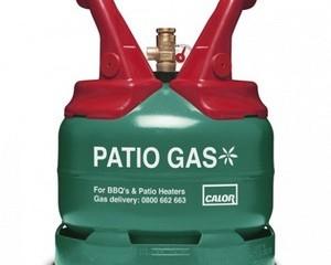 CALOR GAS REFILL PATIO               5KG