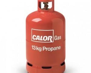 CALOR GAS REFILL PROPANE LPG        13KG