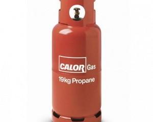 CALOR GAS REFILL PROPANE LPG        19KG