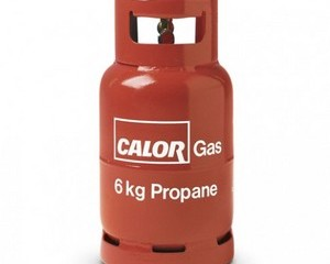 CALOR GAS REFILL PROPANE LPG         6KG