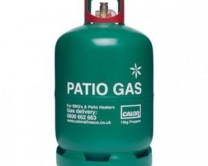 CALOR GAS REFILL PATIO HEATER       13KG
