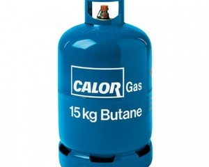 CALOR GAS REFILL BUTANE LPG         15KG