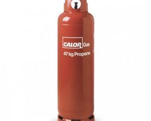 CALOR GAS REFILL PROPANE LPG        47KG