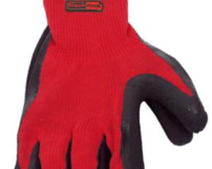 GLOVES HEAVY DUTY GRIPPER     BR1412A10  RED / BLACK  BLACKROCK